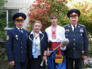 Посвята в колегіанти (13.10.2009)