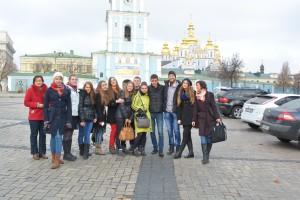 Екскурсія Києвом